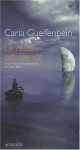 """Couverture du livre : """"Le reste est silence"""""""