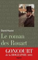 """Couverture du livre : """"Le roman des Rouart, 1850-2000"""""""