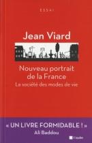 """Couverture du livre : """"Nouveau portrait de la France"""""""