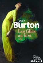 """Couverture du livre : """"Les filles au lion"""""""