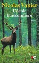"""Couverture du livre : """"L'école buissonnière"""""""
