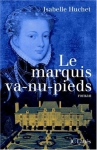 """Couverture du livre : """"Le marquis va-nu-pieds"""""""