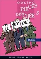 """Couverture du livre : """"Oulipo"""""""