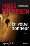 """Couverture du livre : """"En votre honneur"""""""
