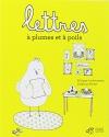"""Couverture du livre : """"Lettres à plumes et à poils"""""""