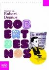 """Couverture du livre : """"Poèmes de Robert Desnos"""""""