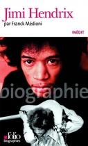 "Couverture du livre : ""Jimi Hendrix"""