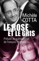 """Couverture du livre : """"Le rose et le gris"""""""