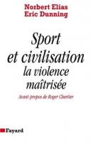 """Couverture du livre : """"Sport et civilisation"""""""