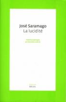 """Couverture du livre : """"La lucidité"""""""
