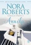 """Couverture du livre : """"Annika"""""""
