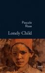 """Couverture du livre : """"Lonely child"""""""