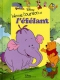 """Couverture du livre : """"Winnie l'Ourson et l'éfélant"""""""