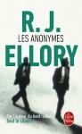 """Couverture du livre : """"Les anonymes"""""""