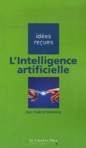 """Couverture du livre : """"L'intelligence artificielle"""""""