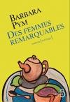 """Couverture du livre : """"Des femmes remarquables"""""""