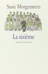 """Couverture du livre : """"La sixième"""""""