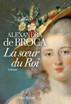 """Couverture du livre : """"La soeur du Roi"""""""