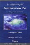 """Couverture du livre : """"Conversations avec Dieu"""""""