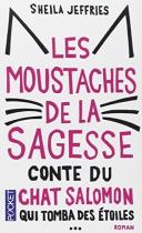 """Couverture du livre : """"Les moustaches de la sagesse"""""""