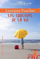 """Couverture du livre : """"Les couleurs de la vie"""""""