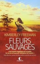 """Couverture du livre : """"Fleurs sauvages"""""""