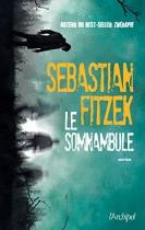 """Couverture du livre : """"Le somnambule"""""""