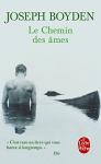 """Couverture du livre : """"Le chemin des âmes"""""""