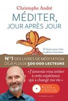 """Couverture du livre : """"Méditer, jour après jour"""""""