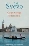"""Couverture du livre : """"Court voyage sentimental"""""""