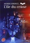 """Couverture du livre : """"L'île du Crâne"""""""