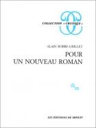 """Couverture du livre : """"Pour un nouveau roman"""""""