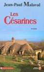 """Couverture du livre : """"Les césarines"""""""