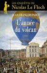 """Couverture du livre : """"L'année du volcan"""""""