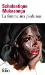 """Couverture du livre : """"La femme aux pieds nus"""""""