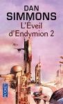 """Couverture du livre : """"L'éveil d'Endymion"""""""