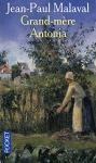 """Couverture du livre : """"Grand-mère Antonia"""""""