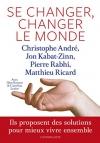 """Couverture du livre : """"Se changer, changer le monde"""""""