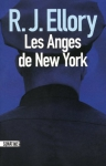 """Couverture du livre : """"Les anges de New York"""""""