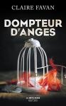 """Couverture du livre : """"Dompteur d'anges"""""""
