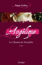 """Couverture du livre : """"Le chemin de Versailles"""""""