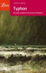 """Couverture du livre : """"Typhon"""""""