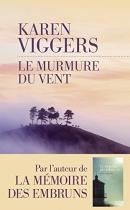 """Couverture du livre : """"Le murmure du vent"""""""