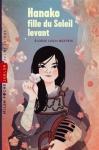 """Couverture du livre : """"Hanako fille du soleil levant"""""""