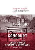 """Couverture du livre : """"Marx et la poupée"""""""