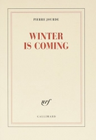 "Couverture du livre : ""Winter is coming"""