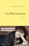"""Couverture du livre : """"La survivance"""""""