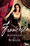 """Couverture du livre : """"La maîtresse de Borgia"""""""
