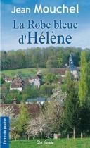 """Couverture du livre : """"La robe bleue d'Hélène"""""""