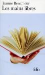 """Couverture du livre : """"Les mains libres"""""""